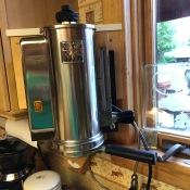 Crazy Austrian Coffee machine.